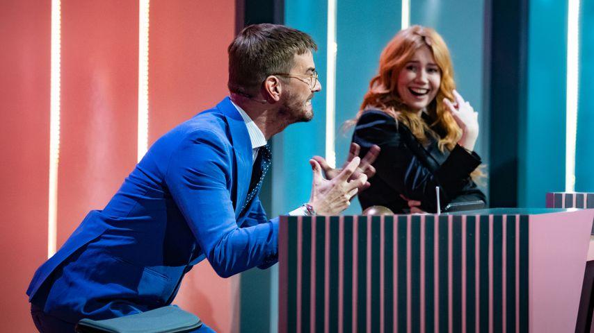 Joko Winterscheidt und Palina Rojinski