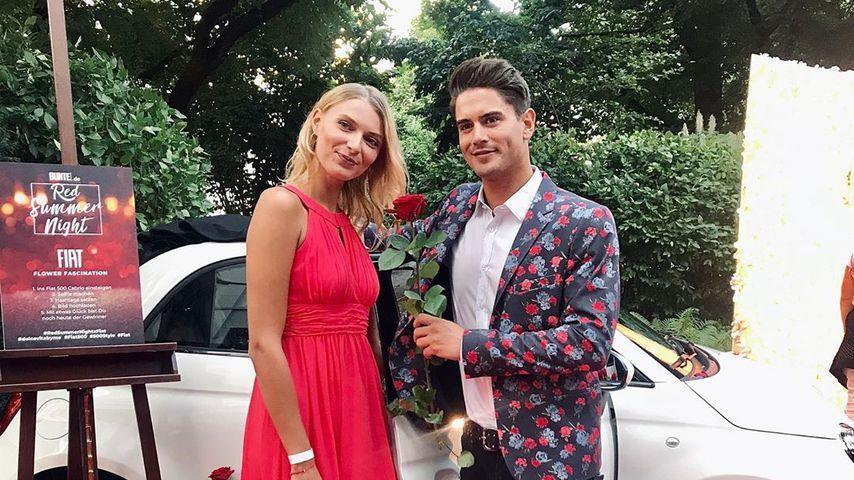 Jolina Fusr und Dominik Bruntner am Valentinstag 2020