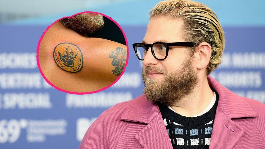 """Body Love"": Jonah Hill feiert Kiloverlust mit neuem Tattoo"