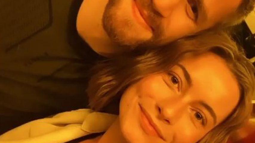 Jonas Billstein und Jennifer Lange