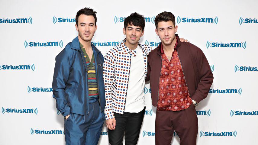 Jonas Brothers im Juni 2019