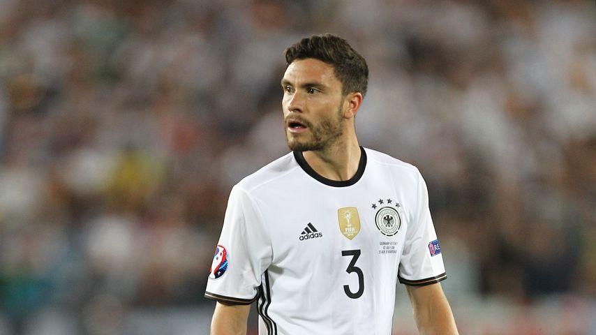 Jonas Hector beim EM-Spiel gegen Italien