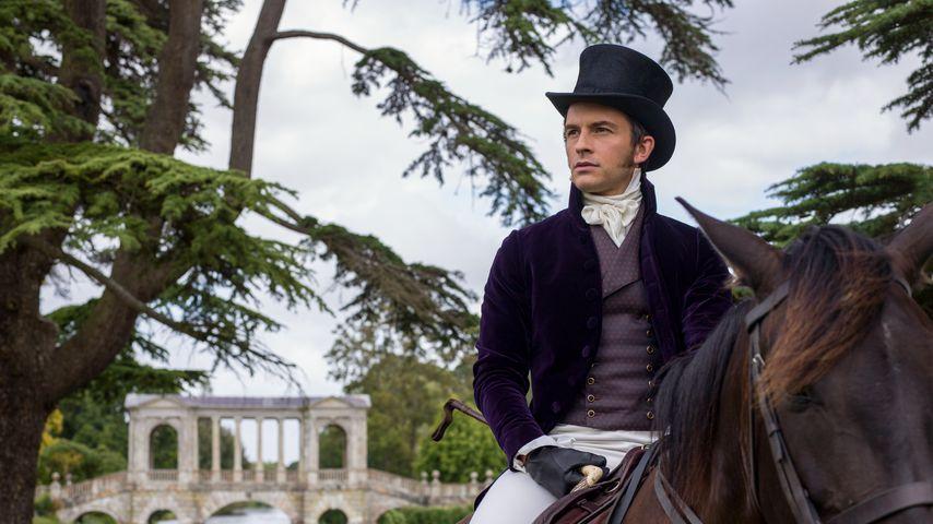 "Jonathan Bailey als Anthony Bridgerton in der Serie ""Bridgerton"""