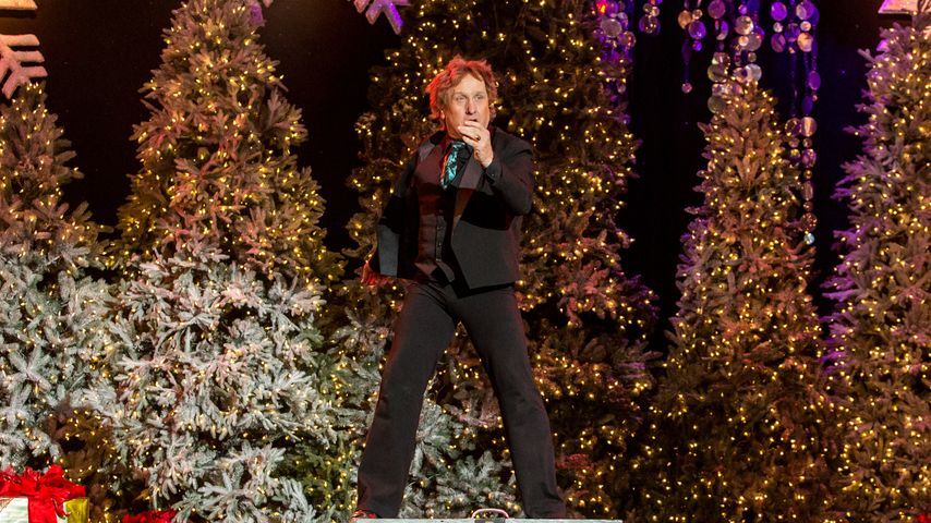 Jonathan Pendragon bei der Hollywood Christmas Parade