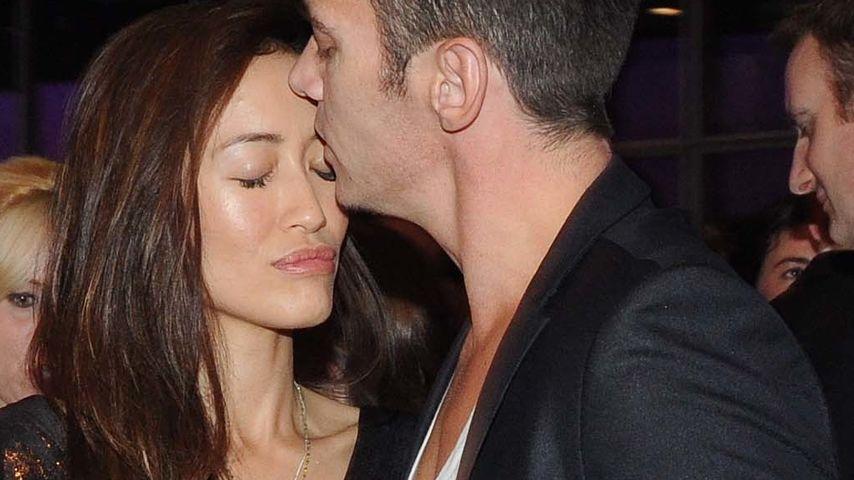 Mara Lane und Jonathan Rhys Meyers