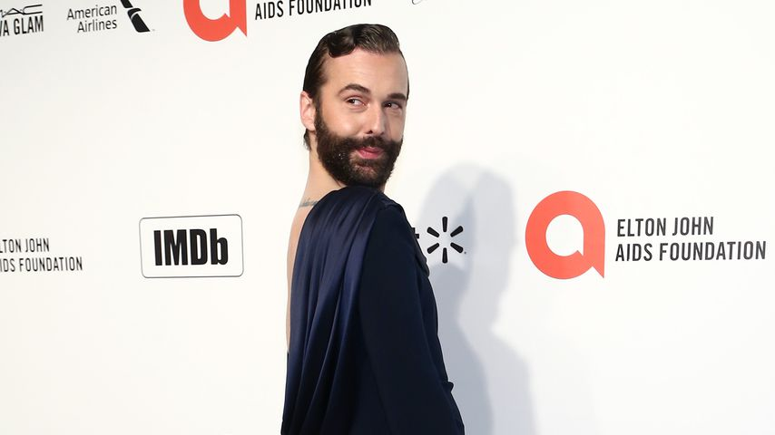 """Queer Eye""-Star Jonathan Van Ness hat heimlich geheiratet"