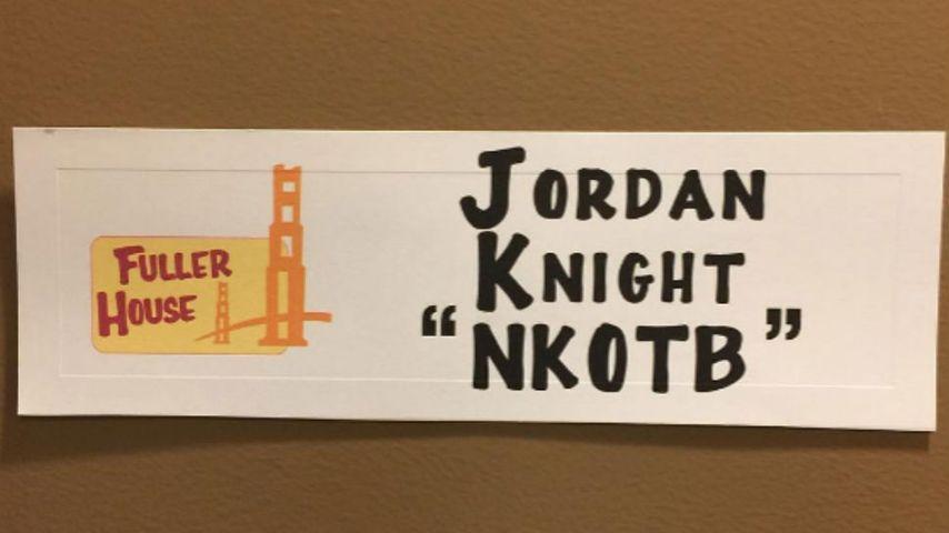 "Jordan Knight freut sich auf ""Fuller House"""