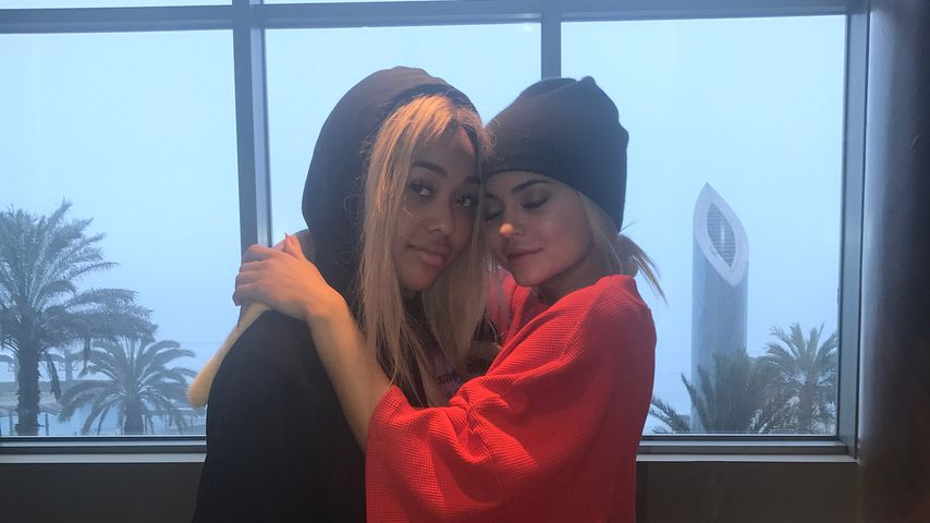 Kylie Jenner & Jordyn Woods: Hochzeit in Perus Bergen!