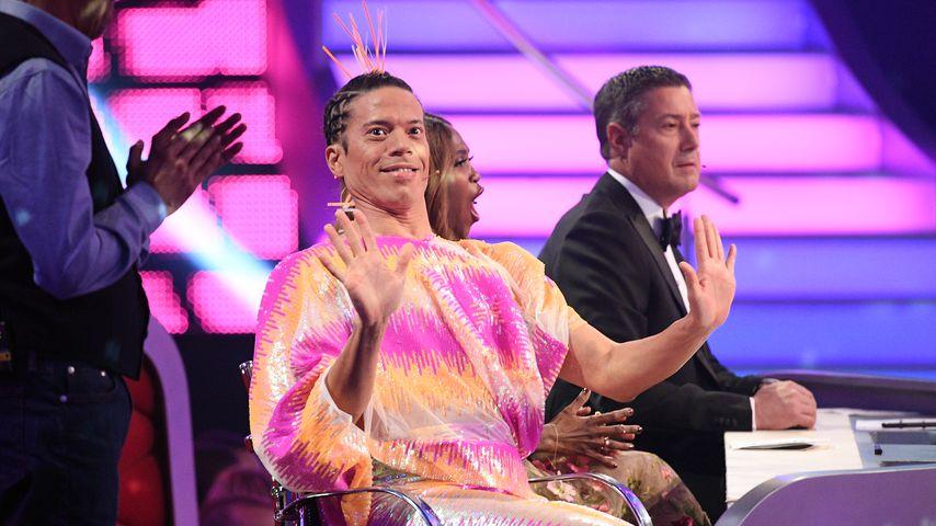 "Jorge Gonzalez in der ersten ""Let's Dance""-Sendung 2019"