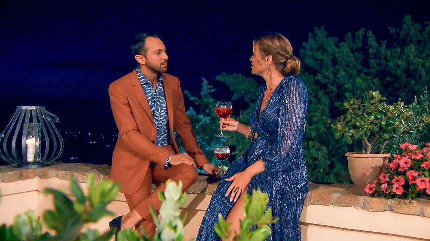 Jorgo Alatsas und Nadine Klein in der fünften Nacht der Rosen