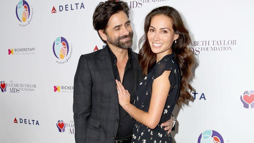 Josh Duhamel mit seiner Verlobten Caitlin McHugh beim AIDS Foundation Benefit Dinner