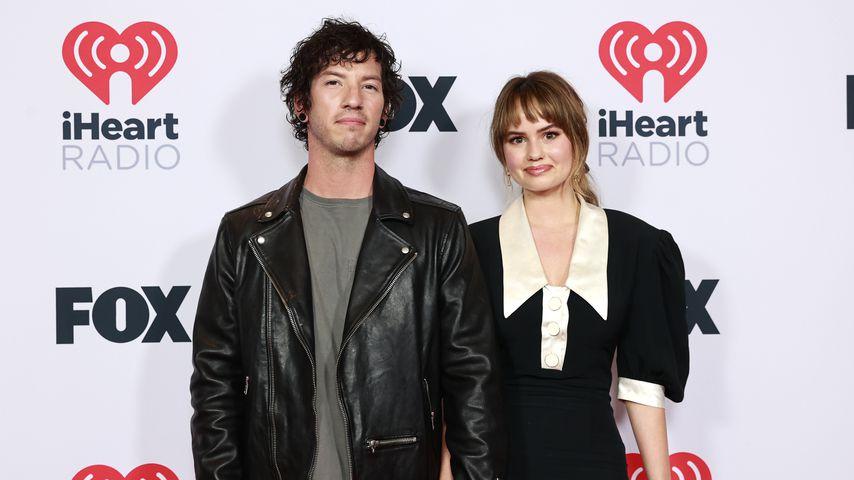 Josh Dun und Debby Ryan bei den iHeartRadio Music Awards 2021