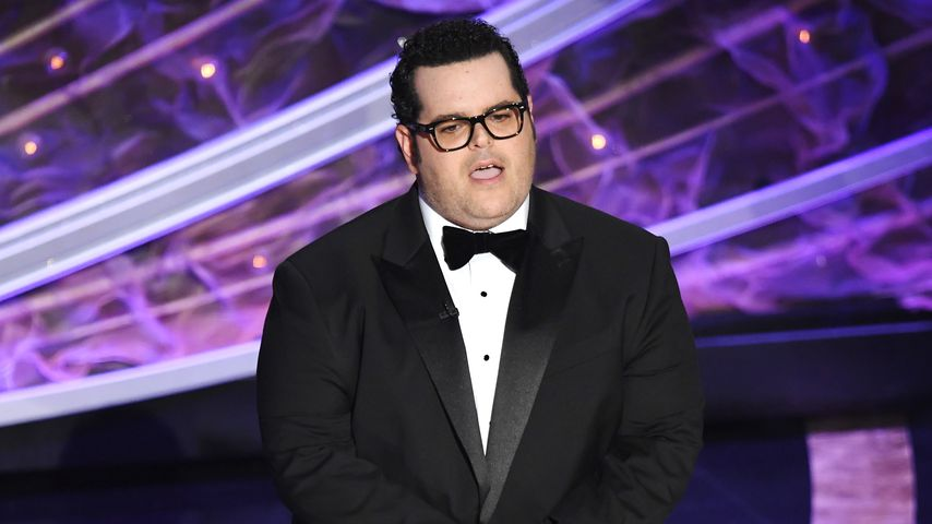 Josh Gad bei den Oscars in Hollywood im Februar 2020