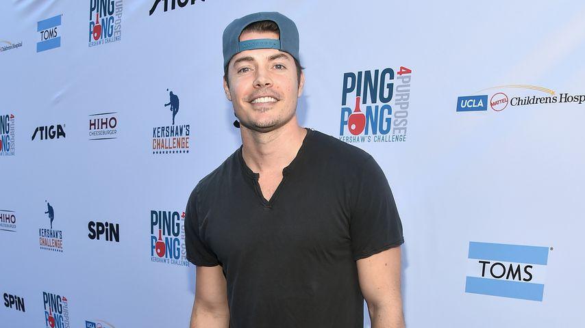 Josh Henderson 2018 in Los Angeles