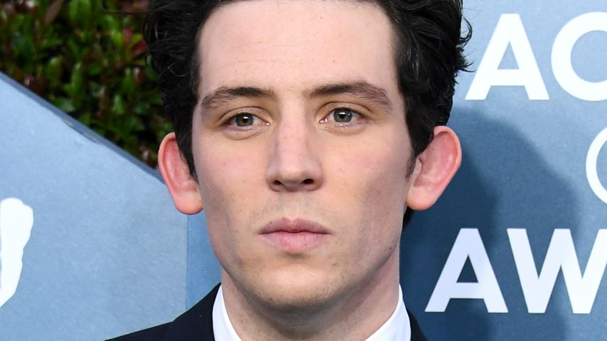 Josh O'Connor, Januar 2020 in Los Angeles