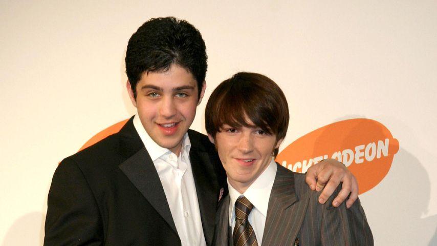 Josh Peck und Drake Bell bei den Nickelodeon Kids Choice Award 2006
