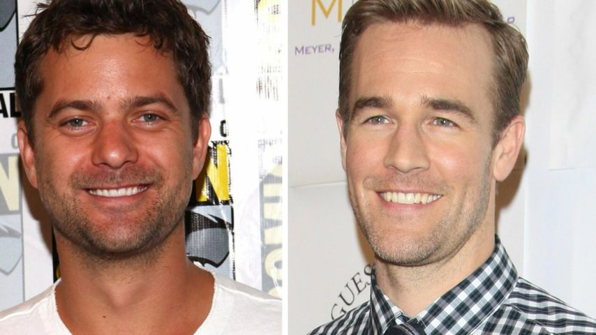 """Dawson's Creek""-Reunion: Joshua & James wieder vereint"