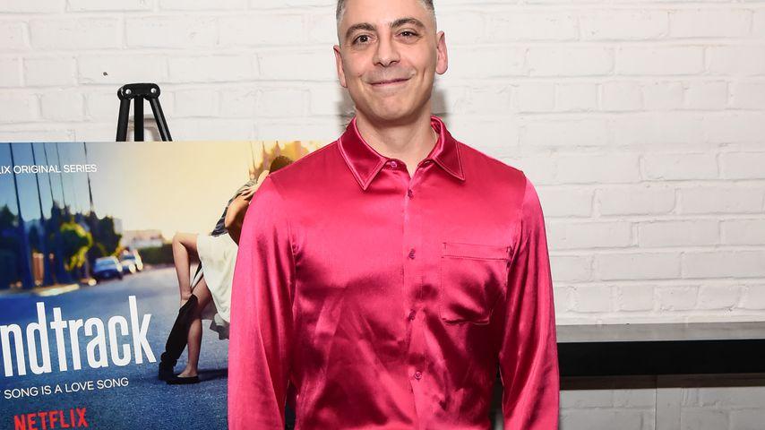 Joshua Safran bei einem Event in NYC im Dezember 2019