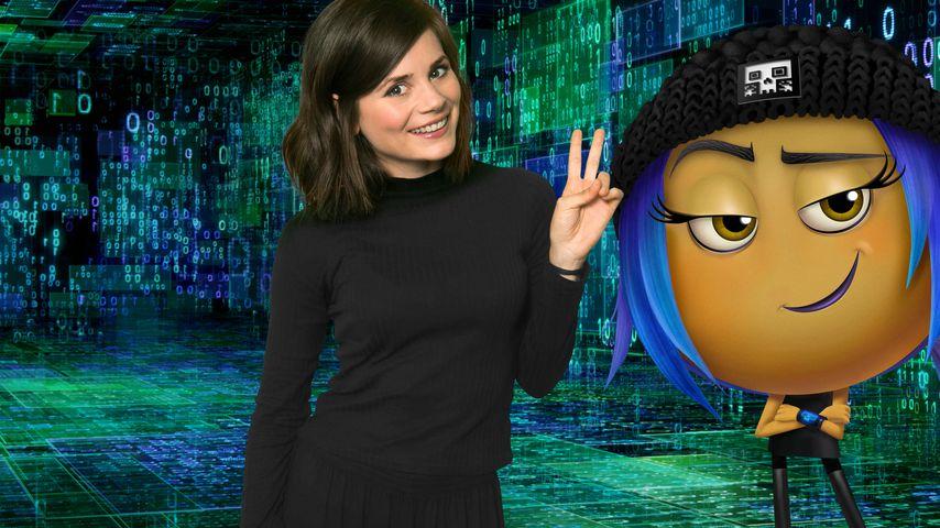 """Von YouTube zur Hackerin: Das macht Joyce Ilg bei """"Emoji""""!"""
