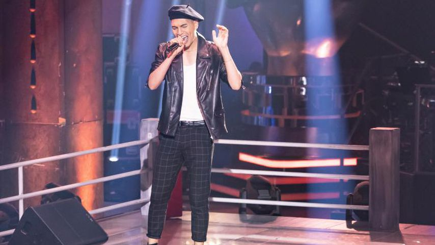 "Juan, ""The Voice of Germany"" 2020"