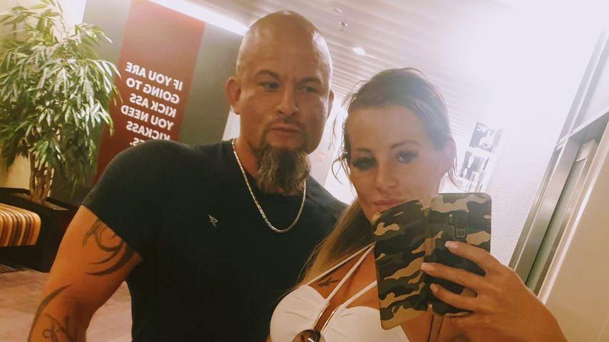 Juana Princess mit ihrem Partner Joe