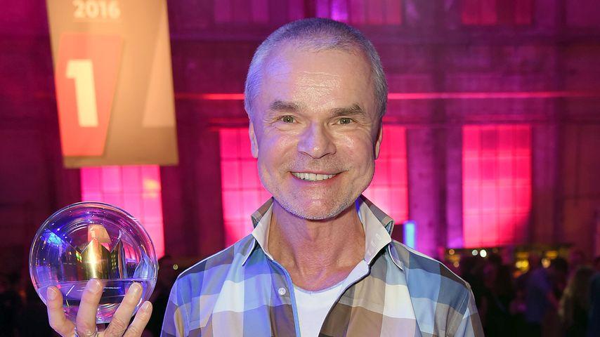 Jürgen Domian bei der 1Live Krone in Bochum