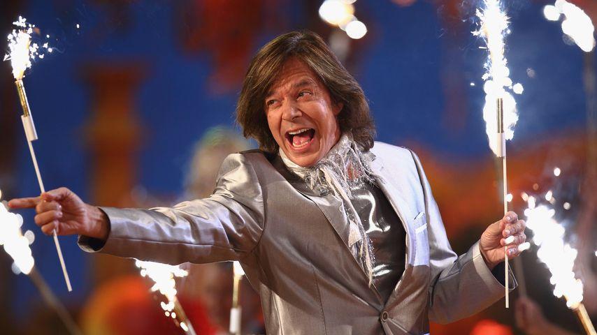 """Jürgen Drews bei der Musik-Show """"Das Herbstfest der Abenteuer"""", 2011"""