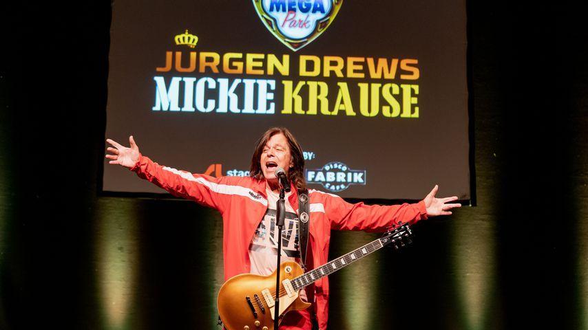Jürgen Drews im Mai 2020 in Nordrhein-Westfalen