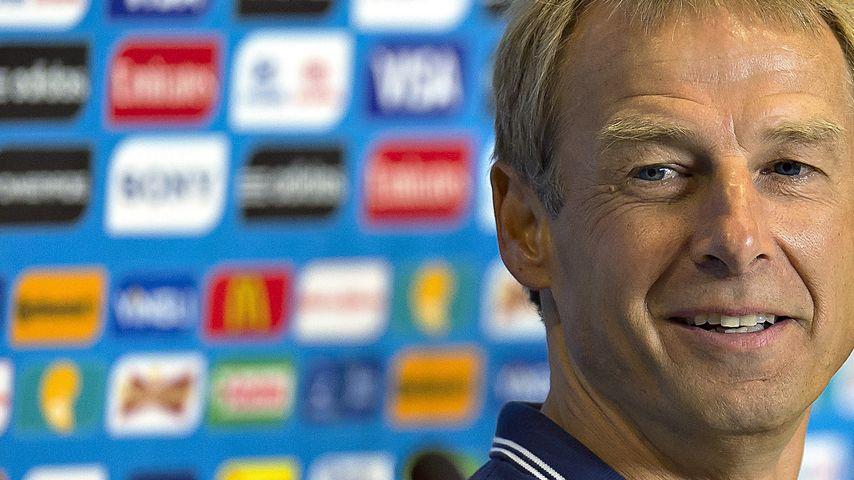 Jubel-Jubiläum! Jürgen Klinsmann feiert seinen 50.
