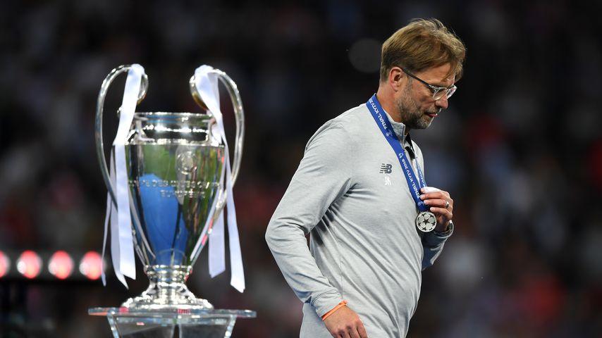Champions League-Finale: Klopp verliert im Schlabberlook