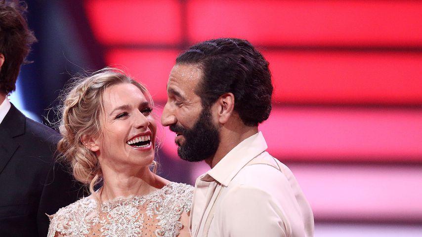 """Herz gegeben! """"Let's Dance""""-Höchstpunkte für Julia & Massimo"""