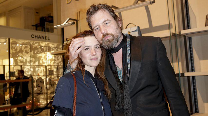 Julia Malik und Andreas Schimmelbusch in Berlin