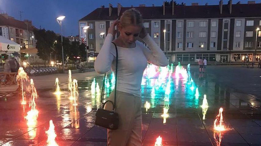 "Julia, ""Germany's next Topmodel""-Kandidatin"