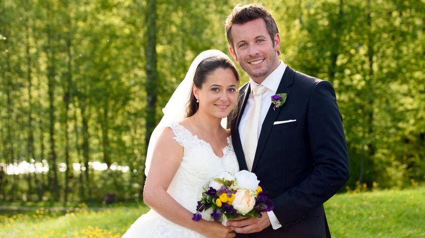 """""""Sturm der Liebe"""": So traumhaft heiraten Julia & Niklas"""