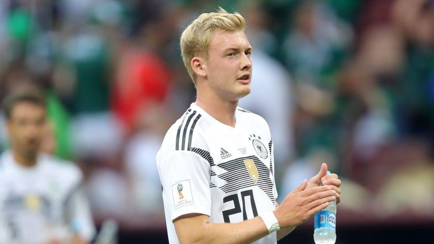 Julian Brandt nach dem WM-Spiel gegen Mexiko
