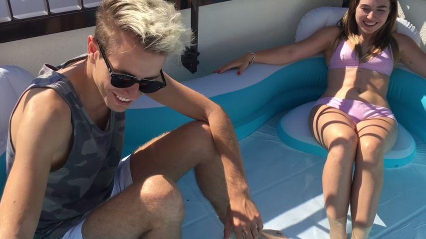 Noch mehr Protz: Das ist YouTube-Bibis neuer Pool