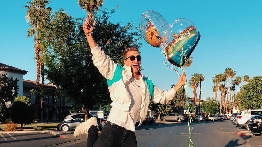 Zum 25. B-Day: Julienco feiert Mega-Sause beim Coachella!