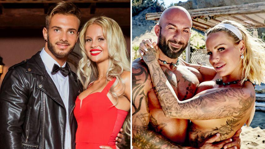 Julian & Stephie geben Gina-Lisa & Antonino nur eine Woche!