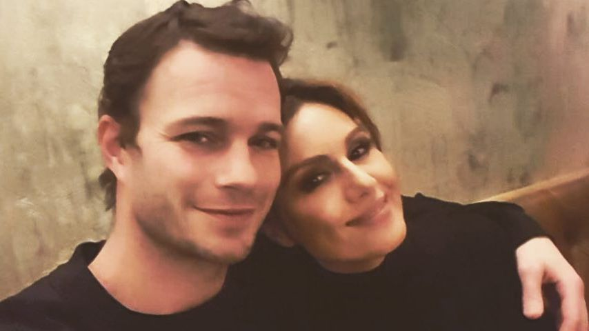 Seltenes Couple-Pic: So gratuliert Nazan Eckes ihrem Schatz!