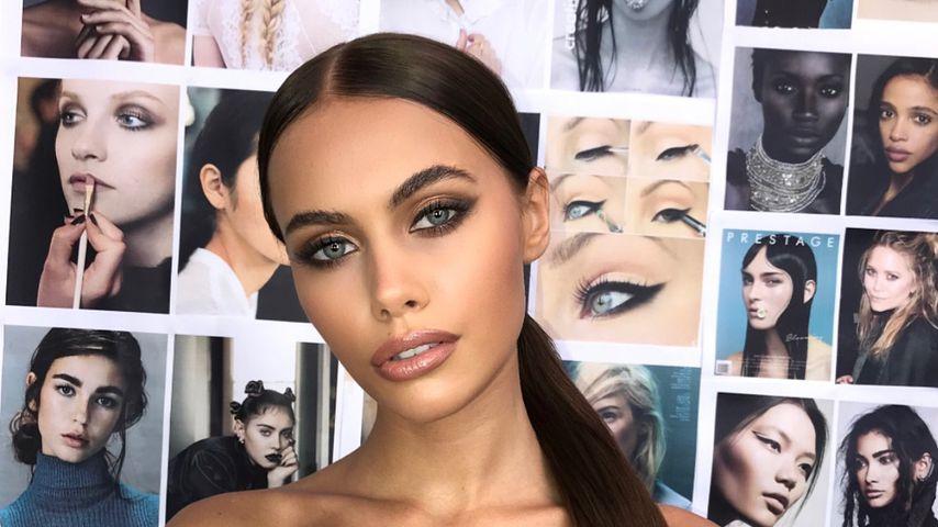 Juliane Snekkestad, Model