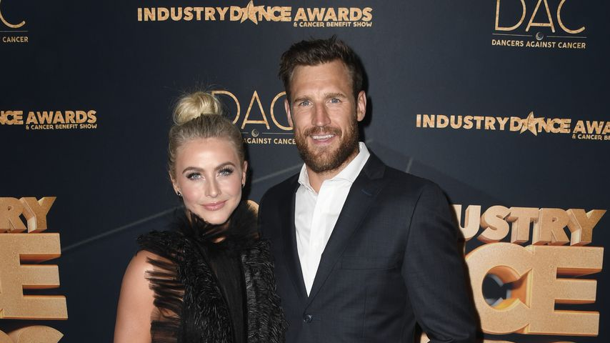 Julianne Hough und Brooks Laich bei den Industry Dance Awards