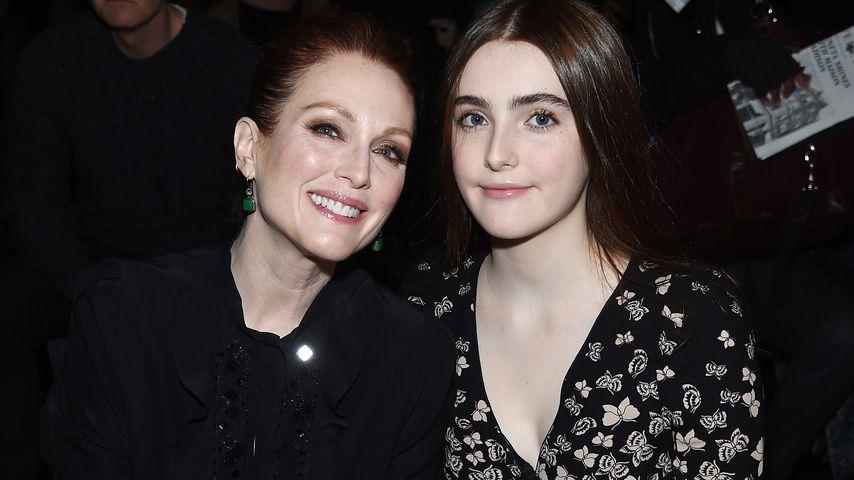 Wow: Julianne Moores Tochter könnte ihre Doppelgängerin sein