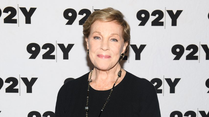 Julie Andrews, Oktober 2019