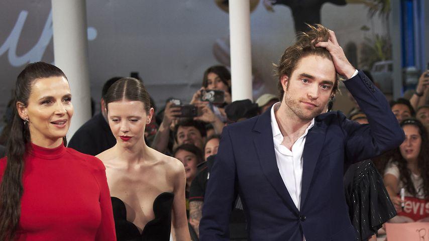 """Juliette Binoche, Mia Goth und Robert Pattinson auf der """"High Life""""-Premiere"""