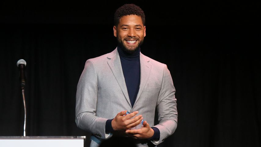 Jussie Smollett bei den Beat The Odds Awards