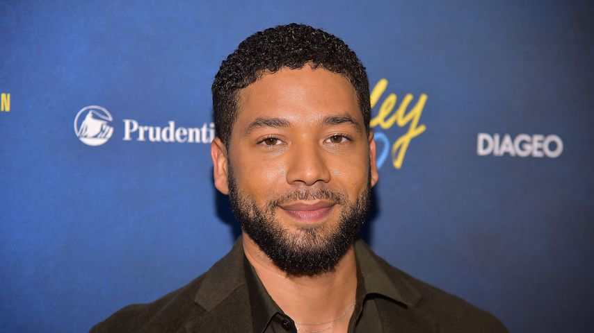 Jussie Smollett im November 2018