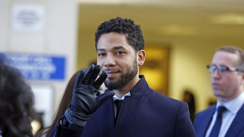 Jussie Smollett in Chicago am 26. März 2019