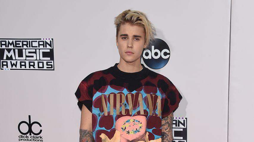 Justin Bieber bei den American Music Awards