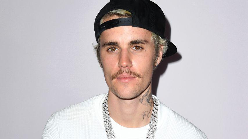 """Justin Bieber bei der Premiere von """"Justin Bieber: Seasons"""""""