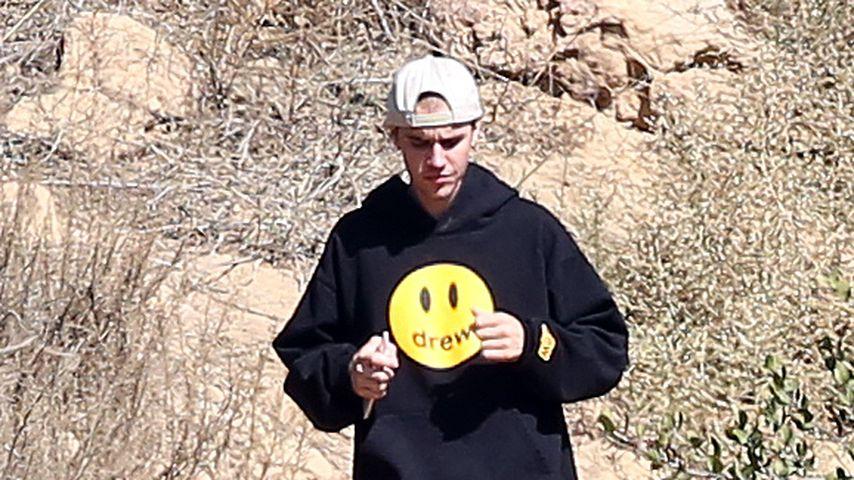 Justin Bieber am 1. November 2018
